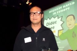 Didac Lee mejor mentor europeo de startups (photo: )